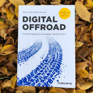 Buchbesprechung Digital Offroad digitale Transformation
