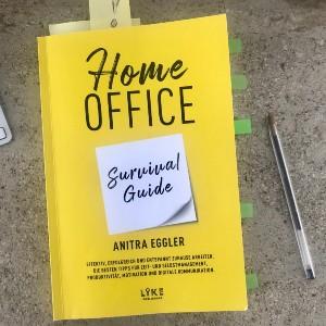Home Office Survival Guide Buchbesprechung und Lesetipp