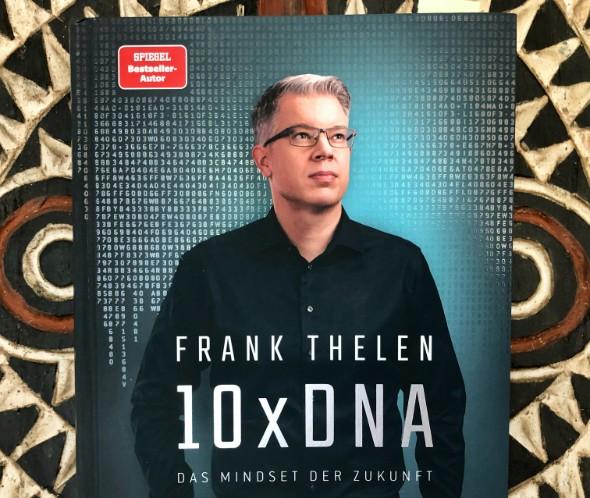 Frank Thelen Buchbesprechung 10x DNA