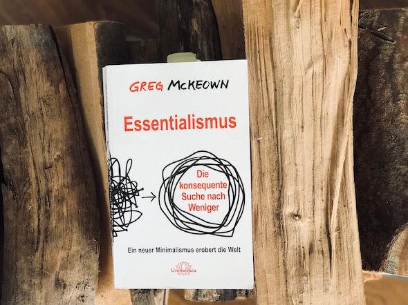 Deutsch Buchbesprechung Greg McKeown - Essentialismus