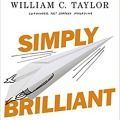 Buch Simply Brilliant Bill William Taylor