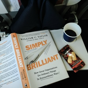 Deutsch, deutsche Besprechung: Simply Brilliant: How Great Organizations Do Ordinary Things in Extraordinary Ways
