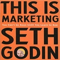 Besprechung Buchbesprechung Seth Godin This is Marketing: You can not be seen until you learn to see